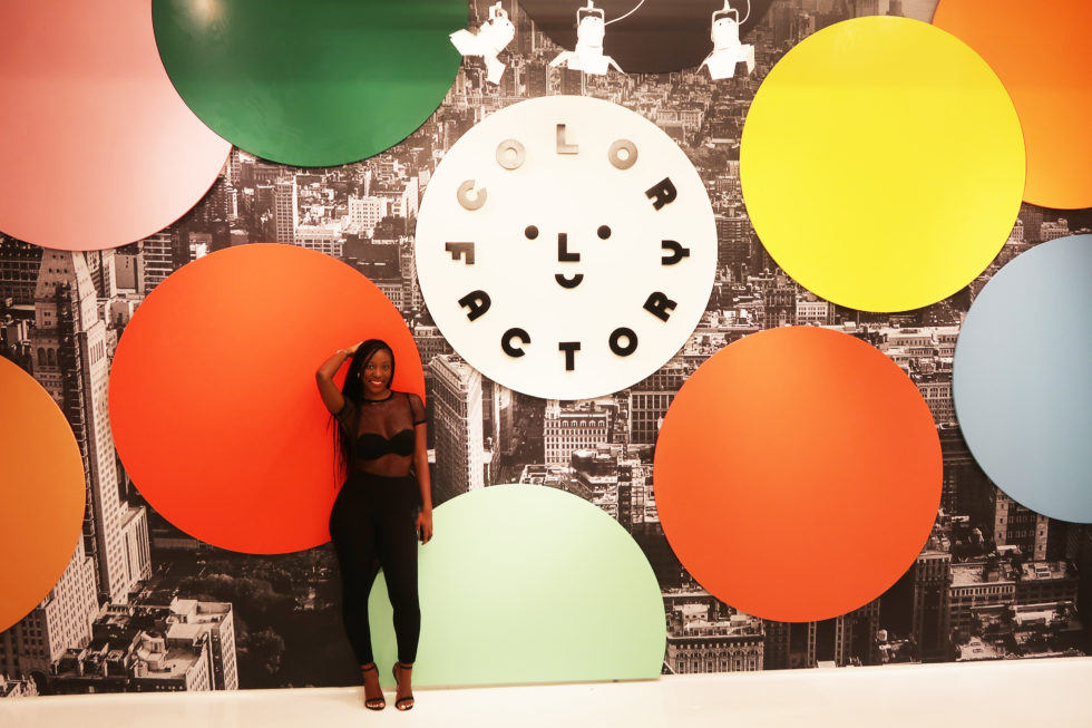 The Color Factory Pop Up Museum New York | Bestkeptstyle.com